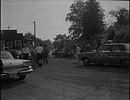 : Car turnover, Riley Davis, June 24, 1967