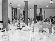 : American Legion Aux. Banquet at Christian Church Basement, April