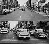 Lynchburg - Main Street 1957