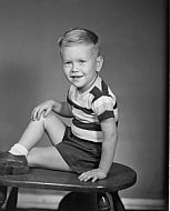 : Bryant Boy, Aug 1951
