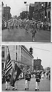 : Army reserves Armory Church st parade