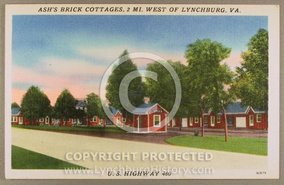 : Motel Ashs brick jg