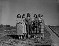 : ROAD MACHINES & 5 GIRLS, MARCH 24