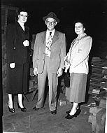 : Mr & mrs Authur Irvin & Nell Gowen, April 1966