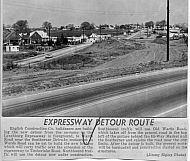 : US 29 Expressway Wards Rd