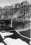 Hollins Mill Dam