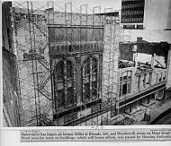 Miller & Rhoads - Renovation July 1983