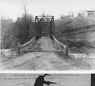 Rockfish River Bridge - 1935