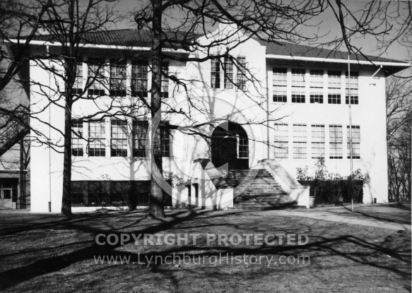 : Fort Hill School, Liggates Rd.