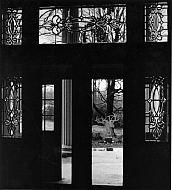 Elks Lodge Doors - Looking Out