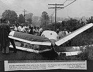 : Powderpuff derby plane wreck