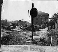 : Station razed JW wood tunnel