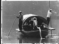 Batteau on the James River - 1984