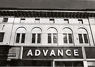 : Main St. Advance auto, 1100 block
