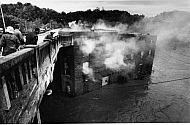 Flood - 1985 Fire on Viaduct