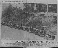 : 1920s trucks