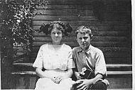 Boy & Girl With Camera