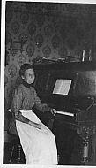 Adelaide at Piano