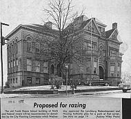 Frank Roane School - Exterior