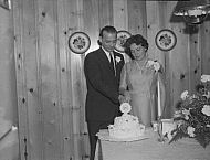 : Wright, 25th Wedding Anniversary, April 1967