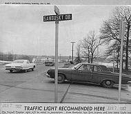 : Sandusky traffic light