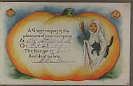 : Church Pumpkin card jg