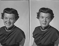 : Sylvia Singleton, 1951