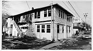 Lovingston Hotel - Fire 1989
