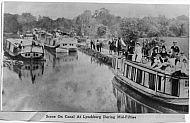 Lynchburg - Canal Boats 1850s