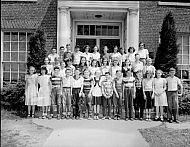 : Miss coates Class 1951
