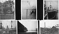 Ships at Newport News Virginia