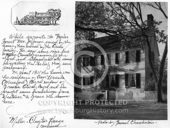 Miller Clayton House