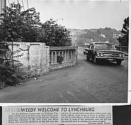 Williams Viaduct - Weedy Welcome 1965