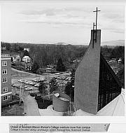 : RMWC Chapel aerial