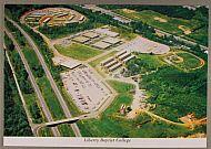 : Aerial Liberty Bapt col jg