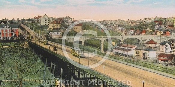 Rivermont Bridge and Trolley