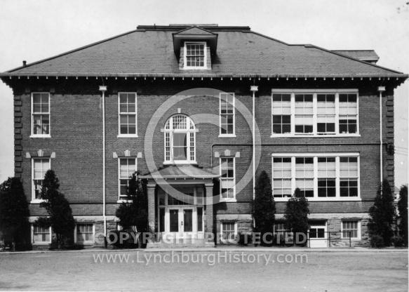 : Ruffner School, near rivermont