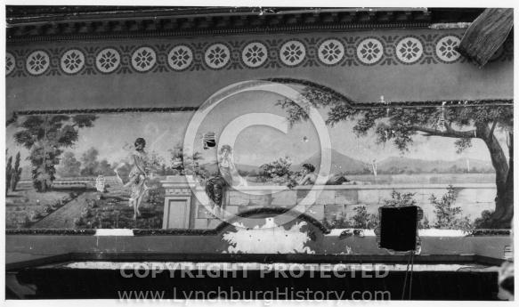 : Warner Theater Mural 82