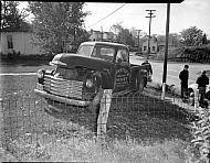 : Russell's Yard, Weliste Truck, Nov 3 1951