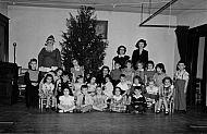 : KINDERGARTEN, CHRISTIAN CHURCH CHRISTMAS PARTY, DEEMBER 22