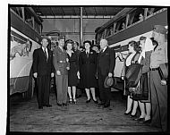 Desmond Doss's arrival in Lynchburg