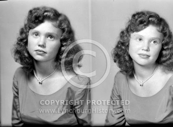 : Lillian Shaner - Portrait