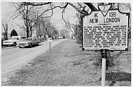 New London - Historical Marker