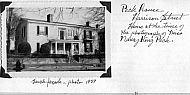 Peck House - Harrison Street