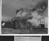 : House fire altavista