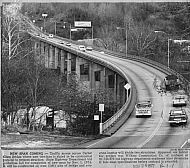 Carter Glass Bridge - 1972