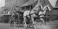Buffalo Bill on 12th Street, 1911