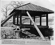 Miller Park - Trolley Shelter 1977