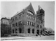 Monument Terrace - City Hall 1903
