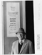 Paramount Theater - Billy Barker
